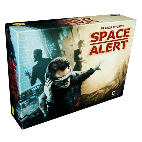 بازی رومیزی سی جی ای مدل Space Alert