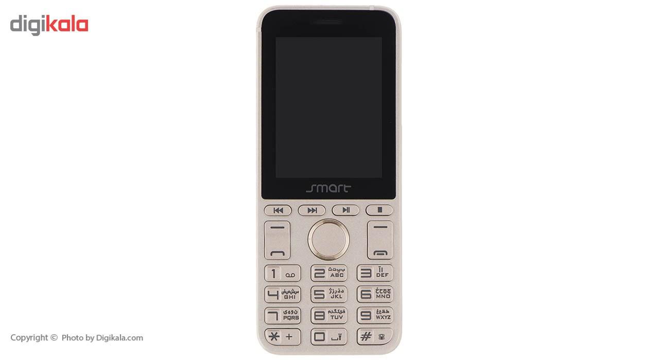 گوشی موبایل اسمارت مدل E2488 Quick دو سیمکارت main 1 2