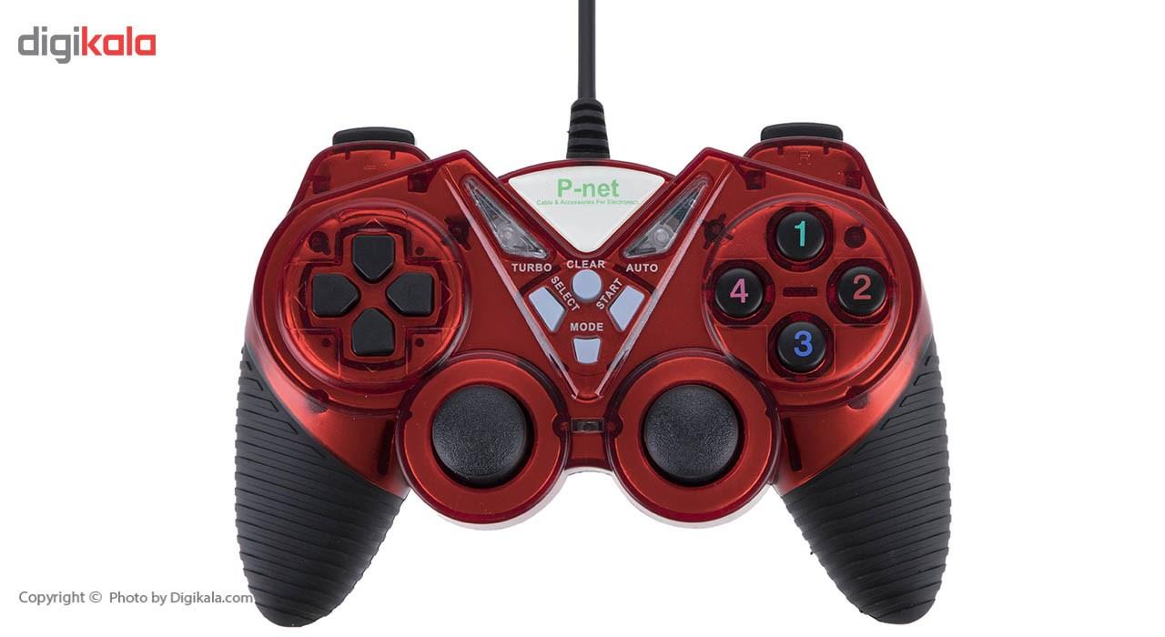 دسته بازی پی-نت مدل G.P.X6