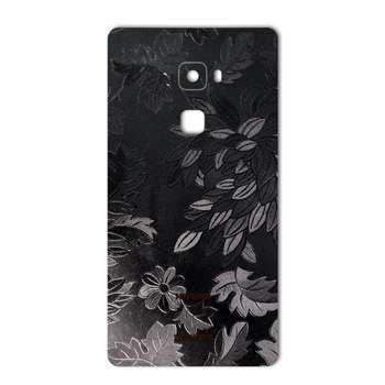 برچسب پوششی ماهوت مدل Wild-flower Texture مناسب برای گوشی  Huawei Mate S