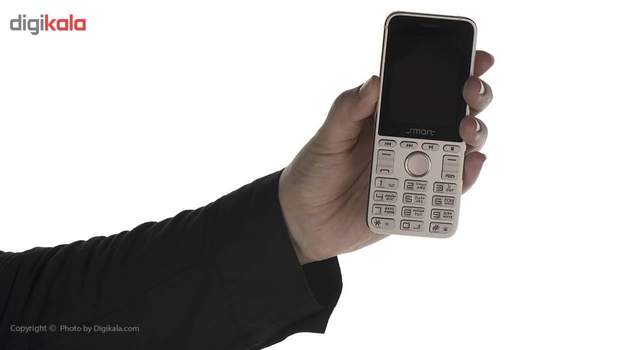 گوشی موبایل اسمارت مدل E2488 Quick دو سیمکارت main 1 8