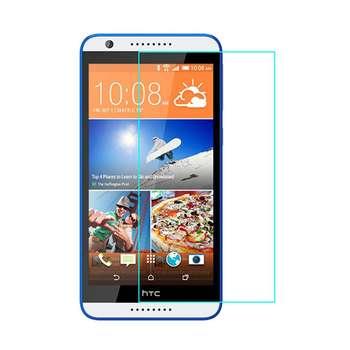 محافظ صفحه نمایش شیشه ای مدل Tempered مناسب برای گوشی موبایل اچ تی سی Desire 820