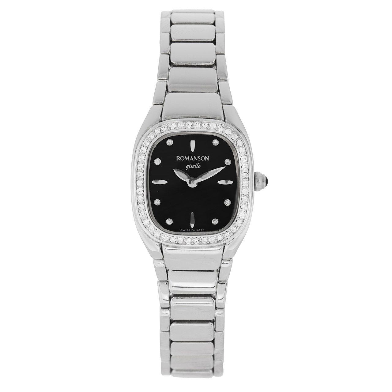 ساعت مچی عقربه ای مردانه رومانسون مدل RM8256TL1WM32W -  - 1