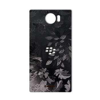 برچسب پوششی ماهوت مدل Wild-flower Texture مناسب برای گوشی  BlackBerry Priv
