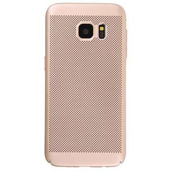 کاور مدل Hard Mesh مناسب برای گوشی موبایل سامسونگ Galaxy S7 Edge