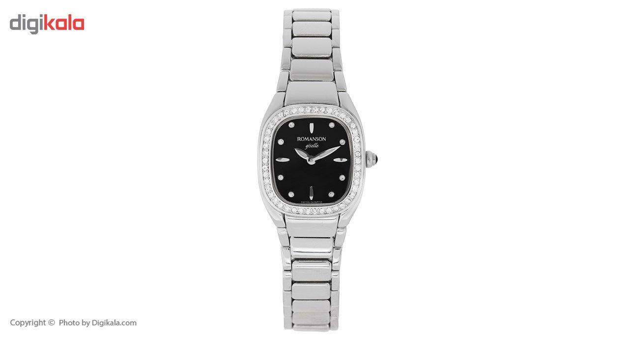 ساعت مچی عقربه ای مردانه رومانسون مدل RM8256TL1WM32W -  - 2