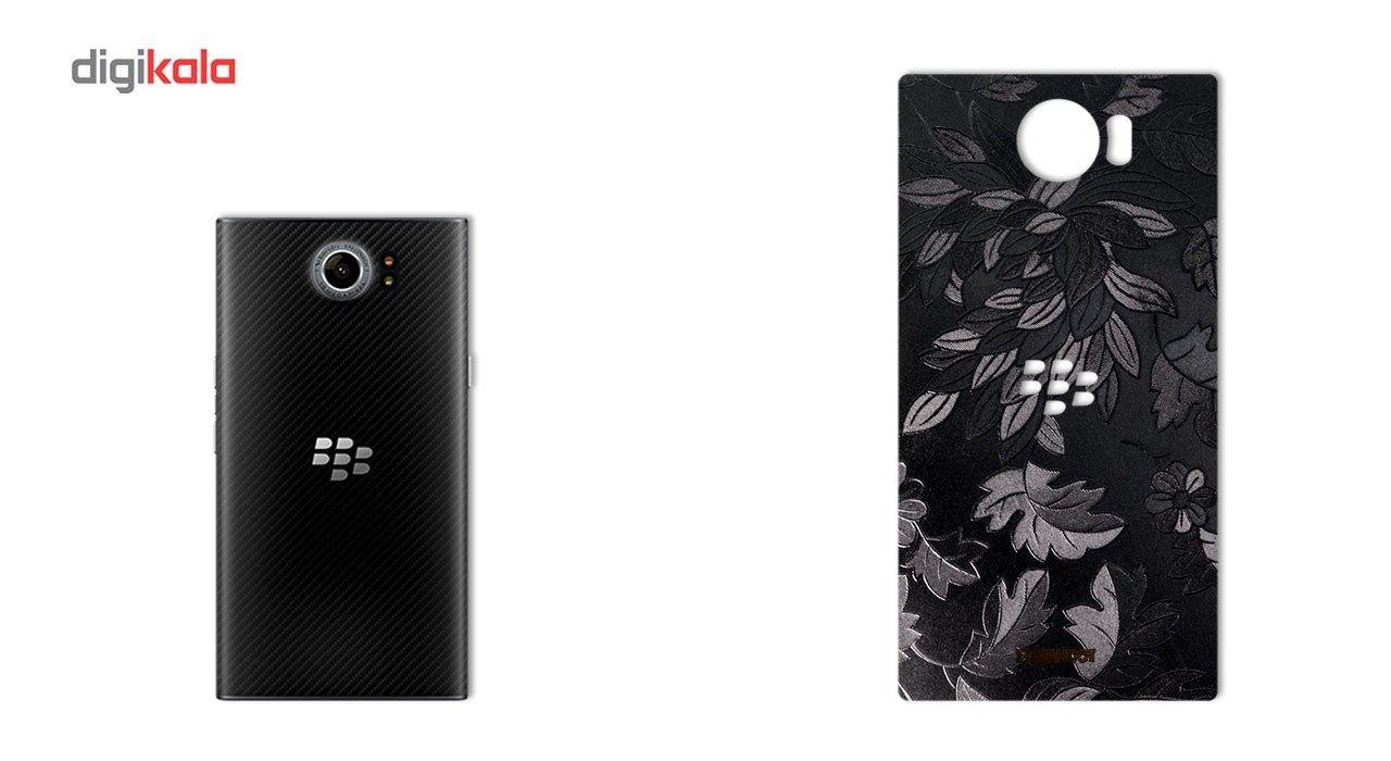 برچسب پوششی ماهوت مدل Wild-flower Texture مناسب برای گوشی  BlackBerry Priv main 1 1