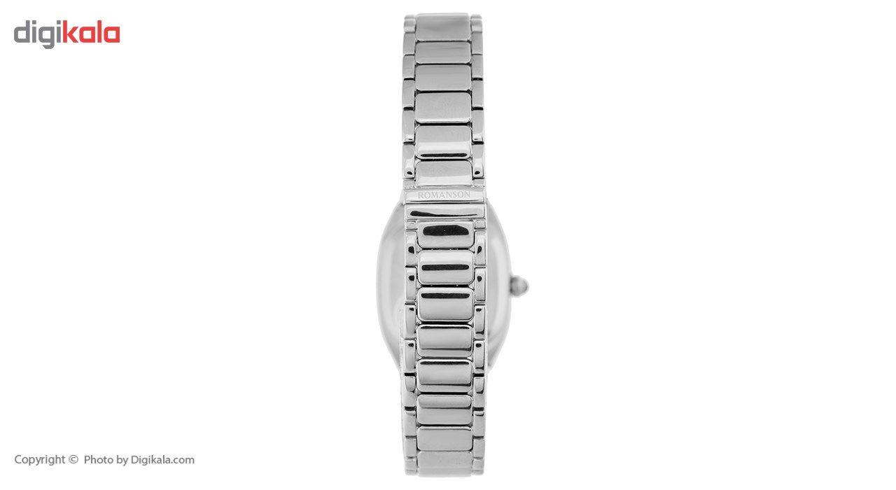 ساعت مچی عقربه ای مردانه رومانسون مدل RM8256TL1WM32W -  - 3