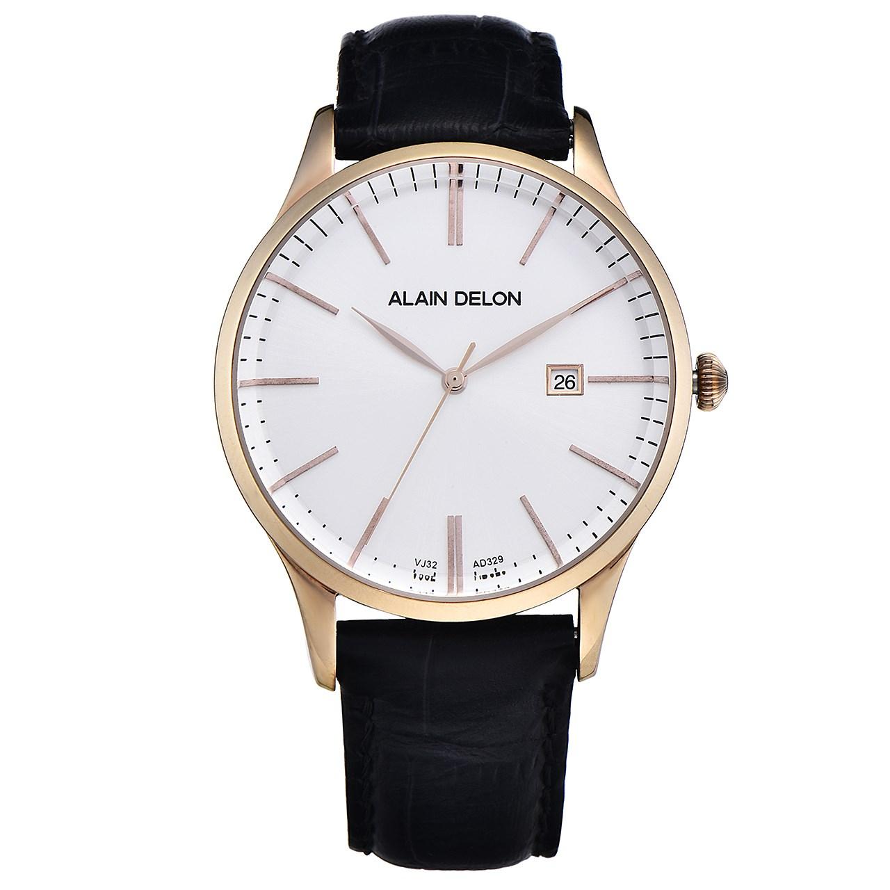 ساعت مچی عقربه ای مردانه آلن دلون مدل AD329-1519