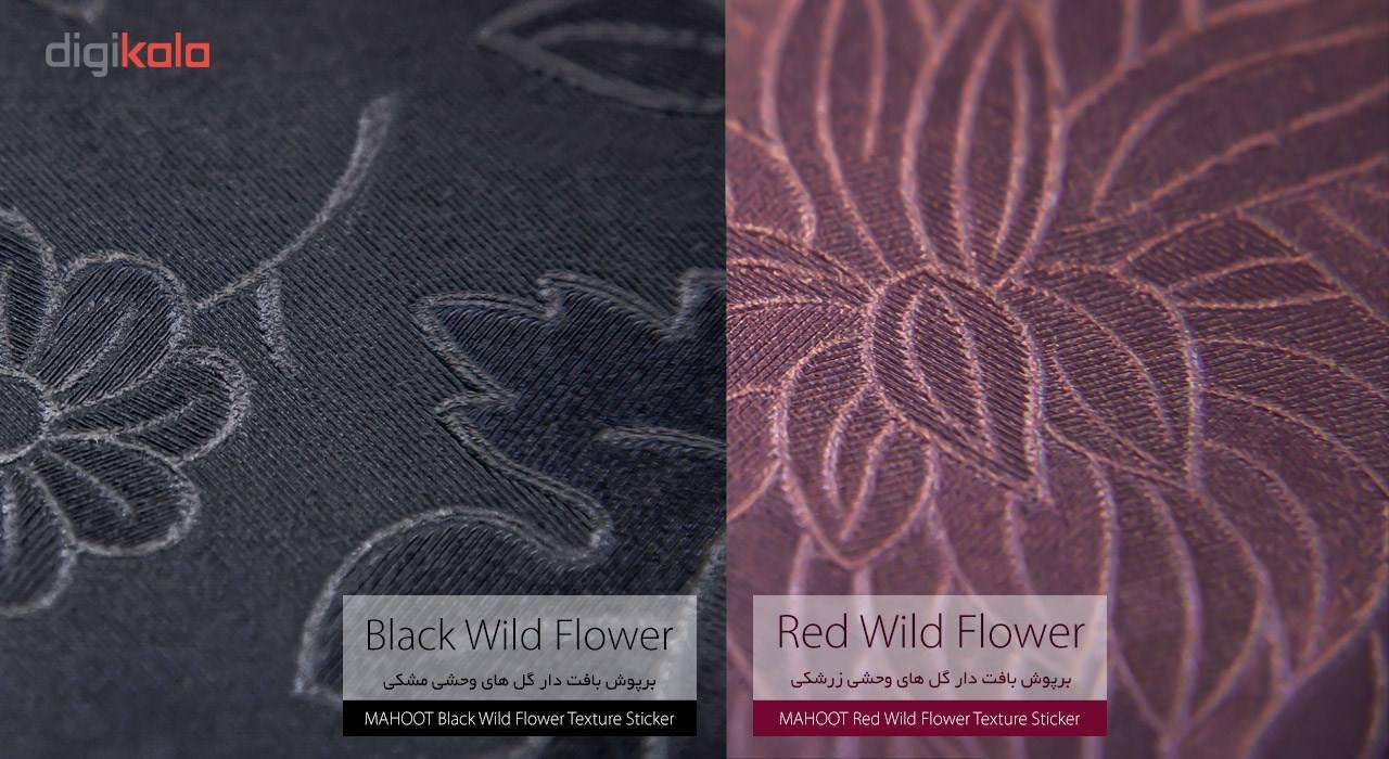 برچسب پوششی ماهوت مدل Wild-flower Texture مناسب برای گوشی  BlackBerry Priv main 1 3