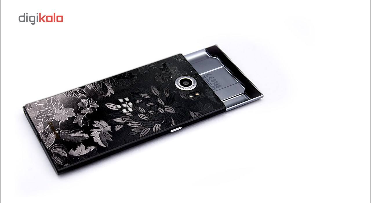 برچسب پوششی ماهوت مدل Wild-flower Texture مناسب برای گوشی  BlackBerry Priv main 1 4