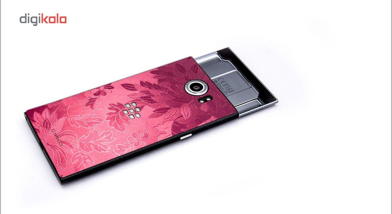 برچسب پوششی ماهوت مدل Wild-flower Texture مناسب برای گوشی  BlackBerry Priv main 1 5