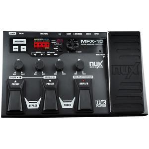 پدال افکت گیتار ان یو ایکس مدل MFX-10