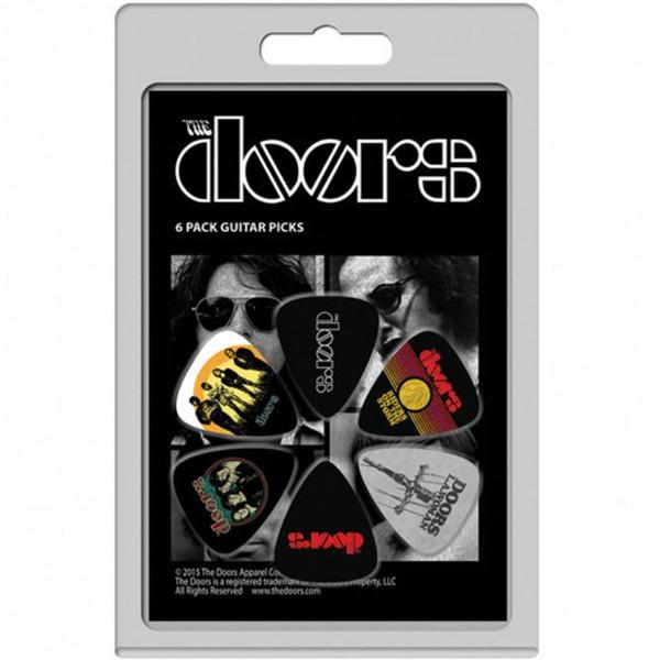 پیک گیتار پریس مدل The Doors بسته 6 عددی