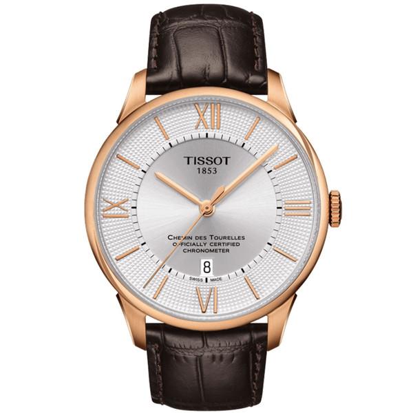 ساعت مچی عقربه ای مردانه تیسوت مدل T099.408.36.038.00