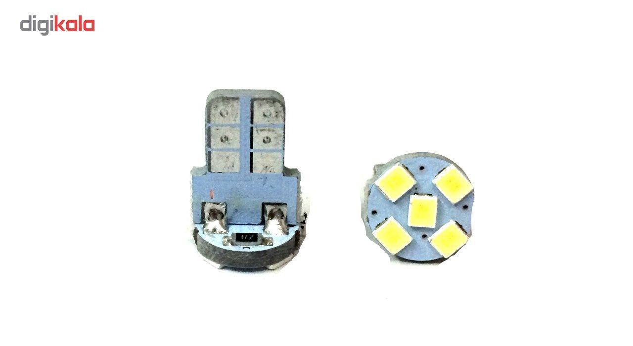 لامپ5 اس ام دی یخی خودرو ای ام بسته 2 عددی main 1 3
