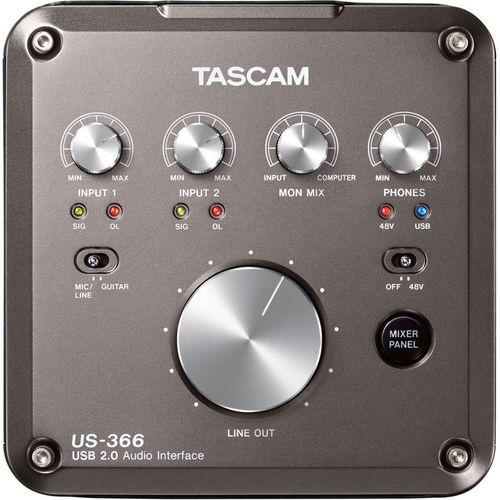 کارت صدای استودیو تسکم مدل Us-366