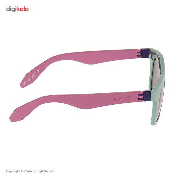 عینک آفتابی سواچ مدل SES02SMS002 -  - 4