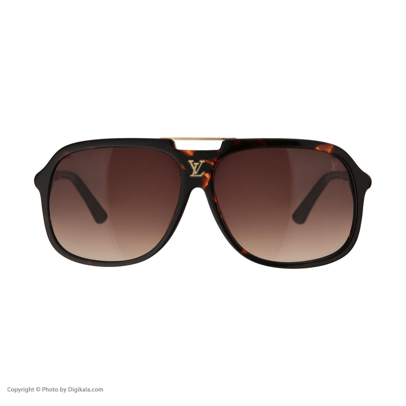 عینک آفتابی لویی ویتون مدل 2977 -  - 3