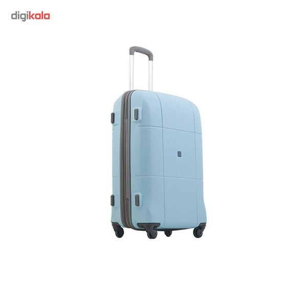 چمدان اکولاک مدل Atlas سایز کابین