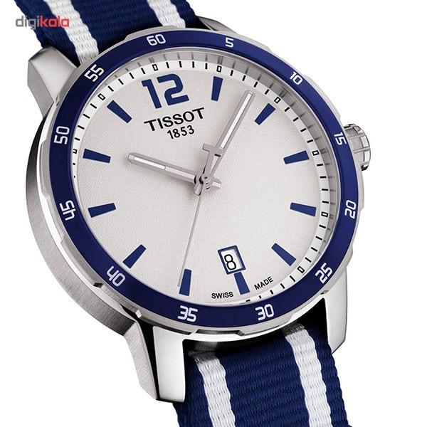 ساعت مچی عقربه ای تیسوت مدل T095.410.17.037.01