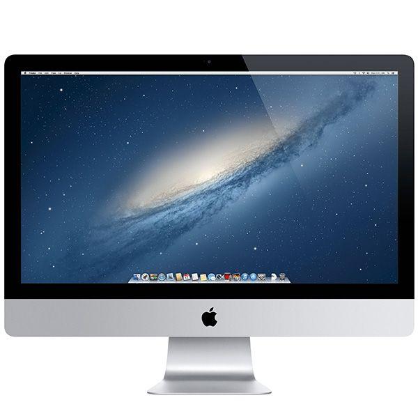 کامپیوتر همه کاره 20.1 اینچی اپل iMac مدل MC508LL/A