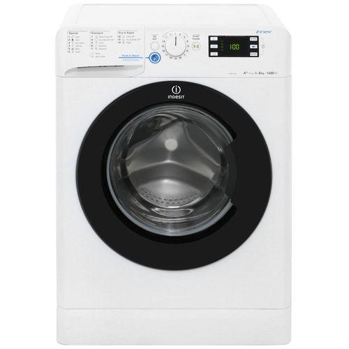 ماشین لباسشویی ایندزیت مدل XWE81482XWKKKUK ظرفیت 8 کیلوگرم