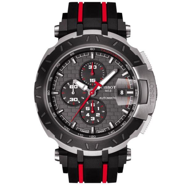 ساعت مچی عقربه ای مردانه تیسوت مدل T092.427.27.061.00 MOTOGP 2015 Limited Edition