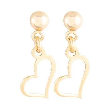 تصویر گوشواره طلا 18 عيار رزا مدل EG40  Rosa EG40 Gold Earring