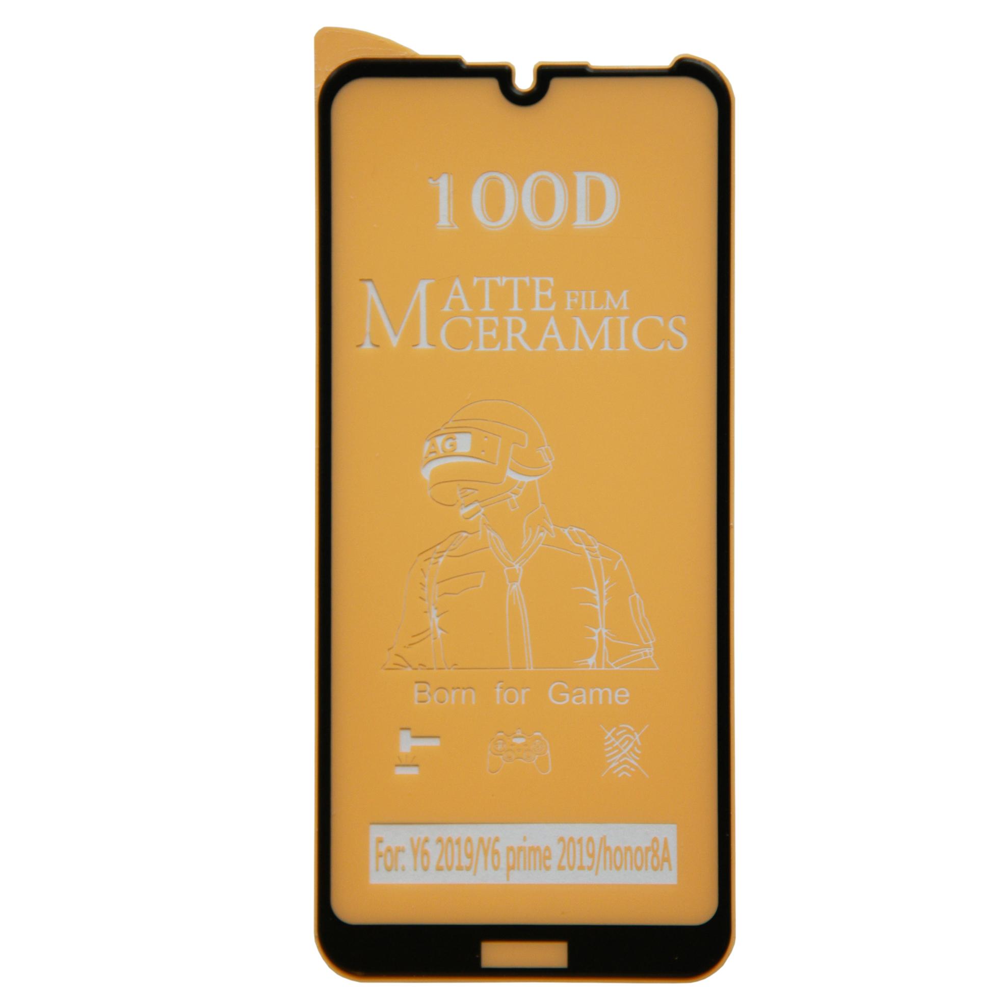 محافظ صفحه نمایش مات مدل CR مناسب برای گوشی موبایل هوآوی Y6 2019