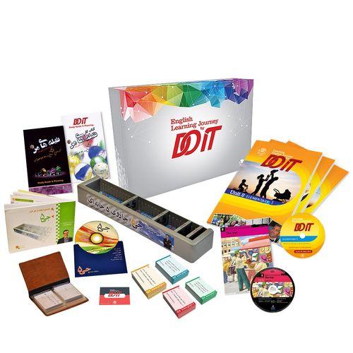 دوره آموزش زبان انگلیسی Doit انتشارات جی 5