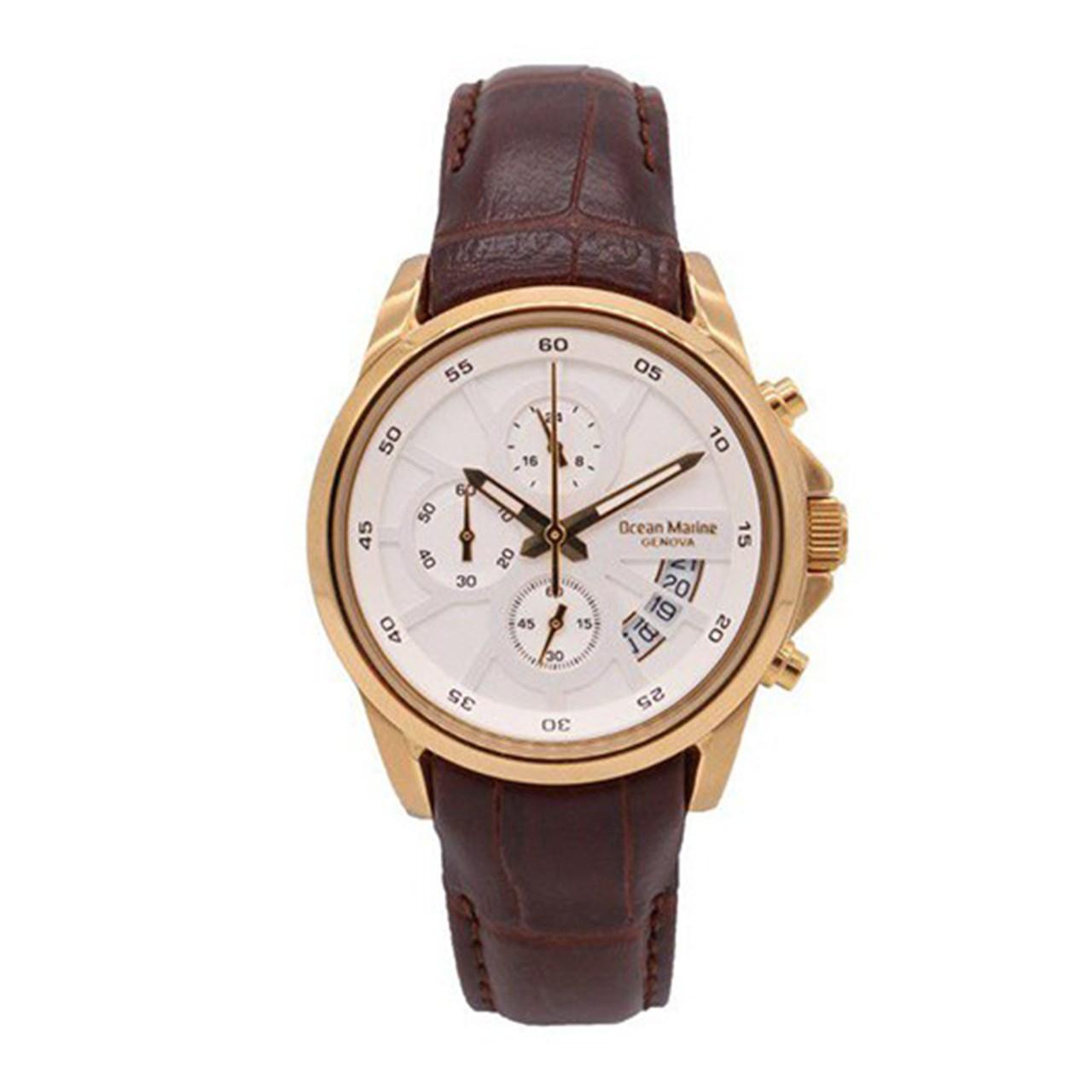 ساعت مچی عقربه ای زنانه اوشن مارین مدل OM-8103L-1 1