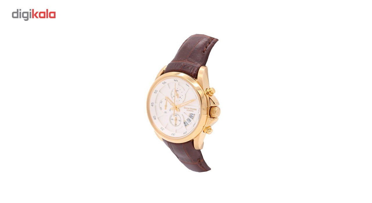 ساعت مچی عقربه ای زنانه اوشن مارین مدل OM-8103L-1