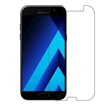 محافظ صفحه نمایش شیشه ای مدل Tempered مناسب برای گوشی موبایل سامسونگ Galaxy A5 2017