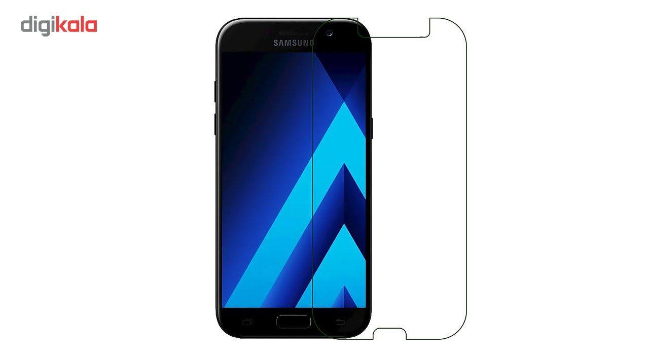 محافظ صفحه نمایش شیشه ای مدل Tempered مناسب برای گوشی موبایل سامسونگ Galaxy A5 2017 main 1 1