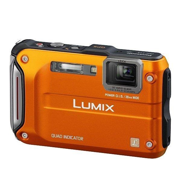 دوربین دیجیتال پاناسونیک لومیکس دی ام سی - اف تی 4 (تی اس 4)