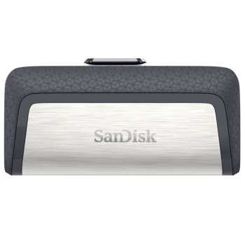 فلش مموری سن دیسک مدل Ultra Dual Drive USB Type-C ظرفیت 128 گیگابایت