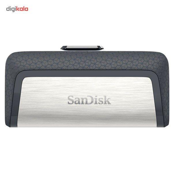فلش مموری سن دیسک مدل Ultra Dual Drive USB Type-C ظرفیت 128 گیگابایت main 1 1