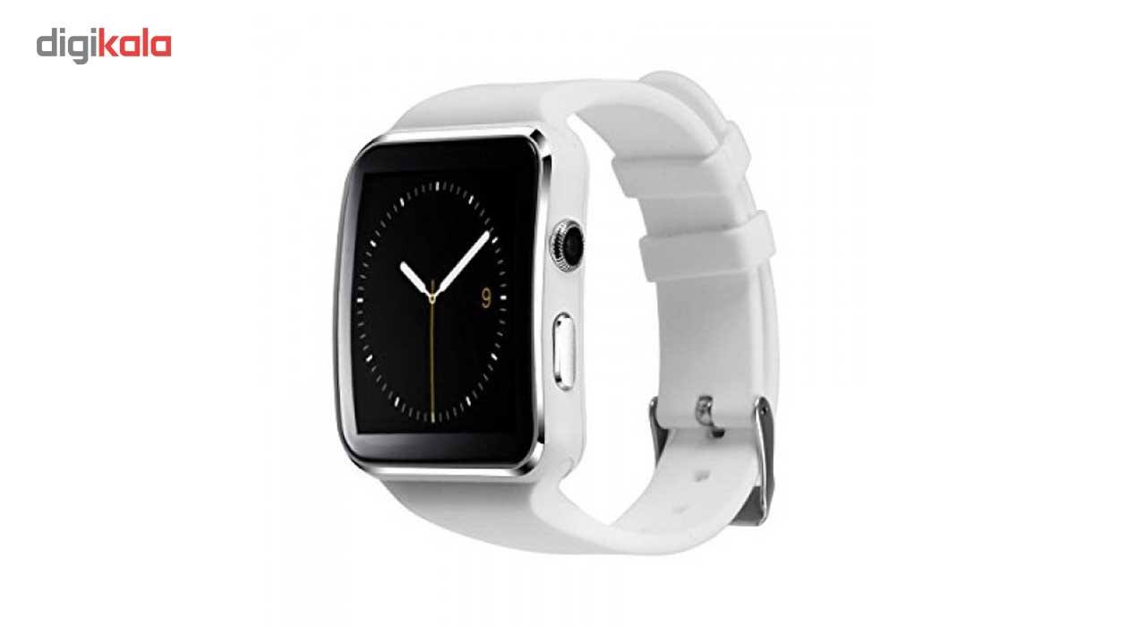 ساعت هوشمند مدل x6 main 1 3