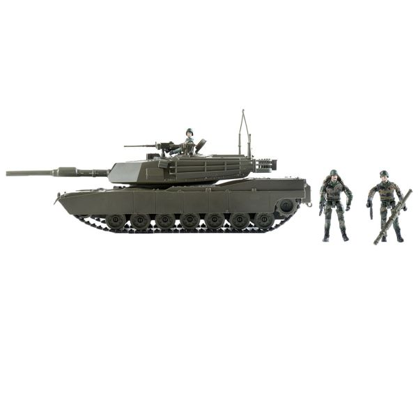 اکشن فیگور ام اند سی مدل Combat Tank 77024