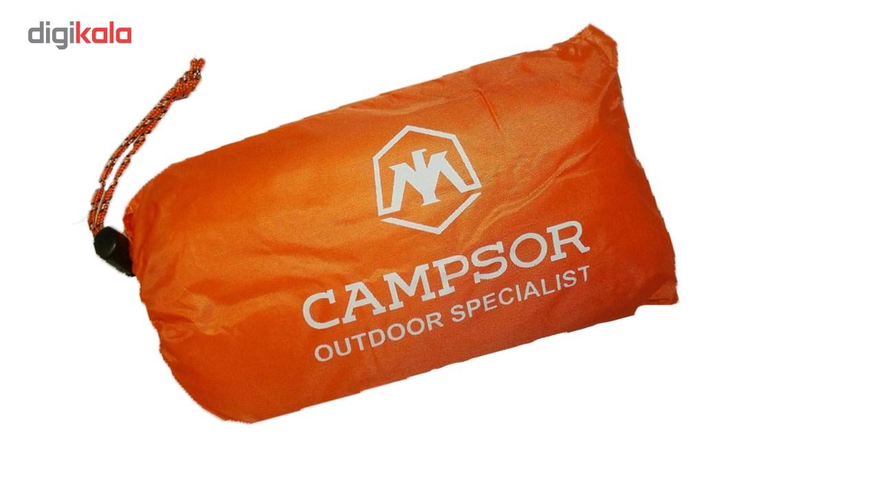 پانچو کوهنوردی کمپسور مدل 1