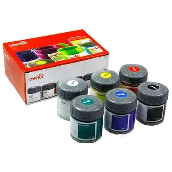 گواش 6 رنگ اونر کد 523906