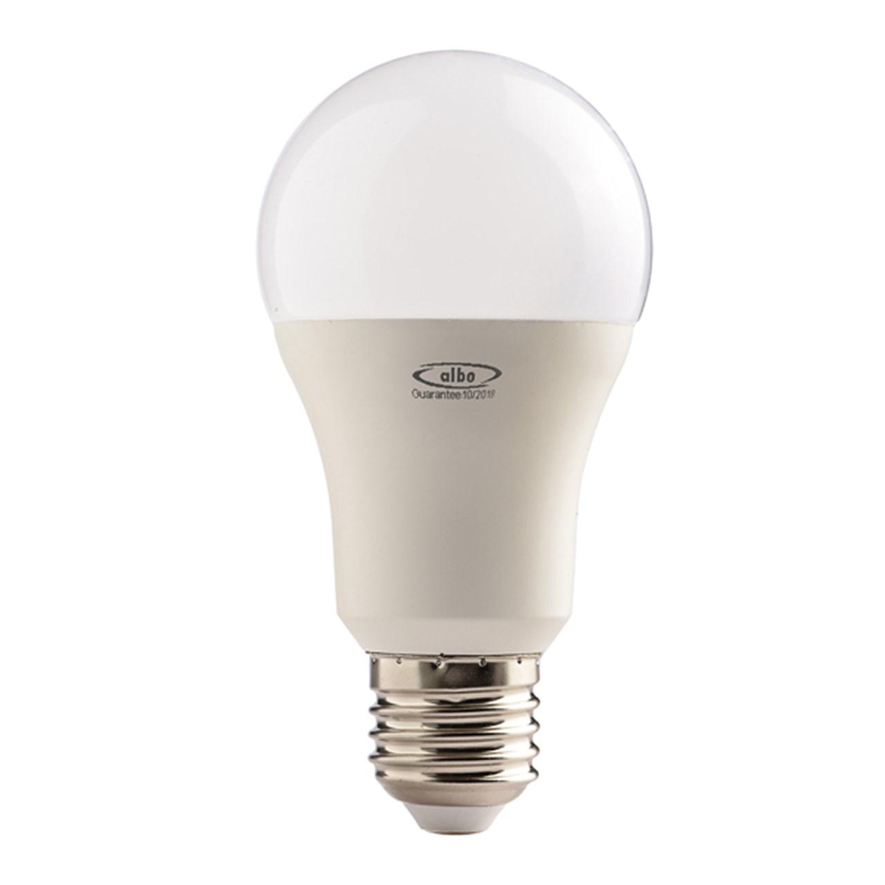 لامپ ال ای دی 11 وات البو مدل حبابی پایه E27