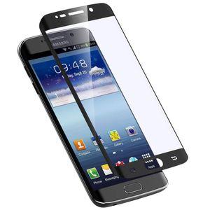 محافظ صفحه نمایش شیشه ای باف مدل PET مناسب برای گوشی سامسونگ S6 PLUS Edge