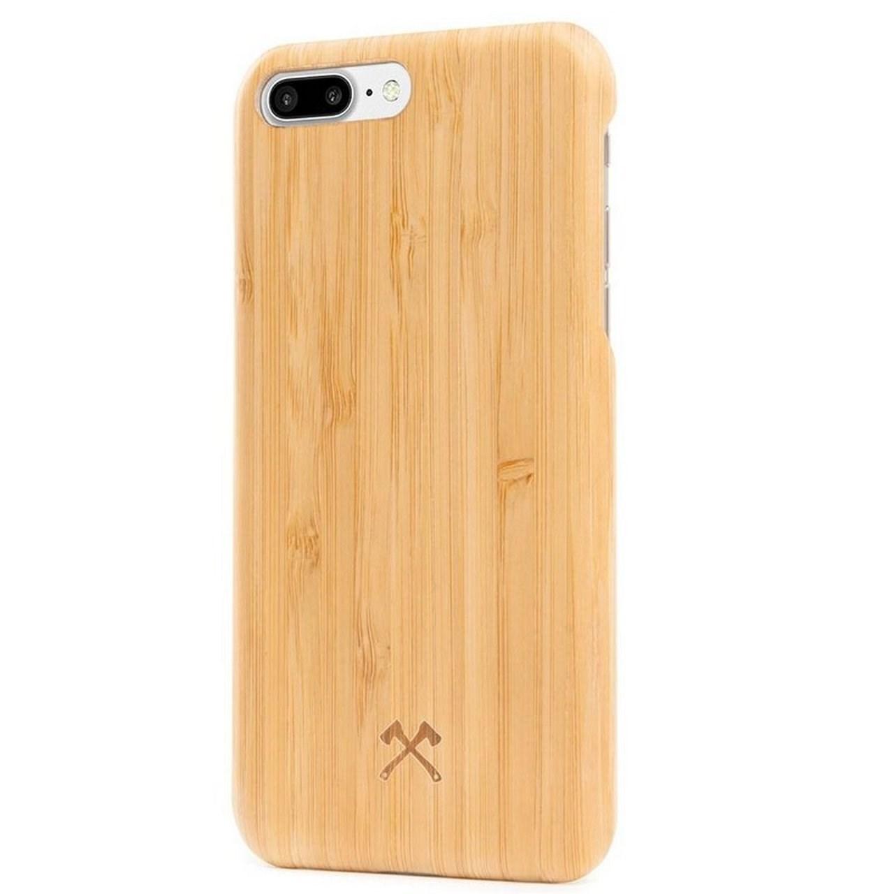 کاور چوبی وودسسوریز مدل Baron مناسب برای گوشی های موبایل آیفون 7 پلاس و آیفون 8 پلاس