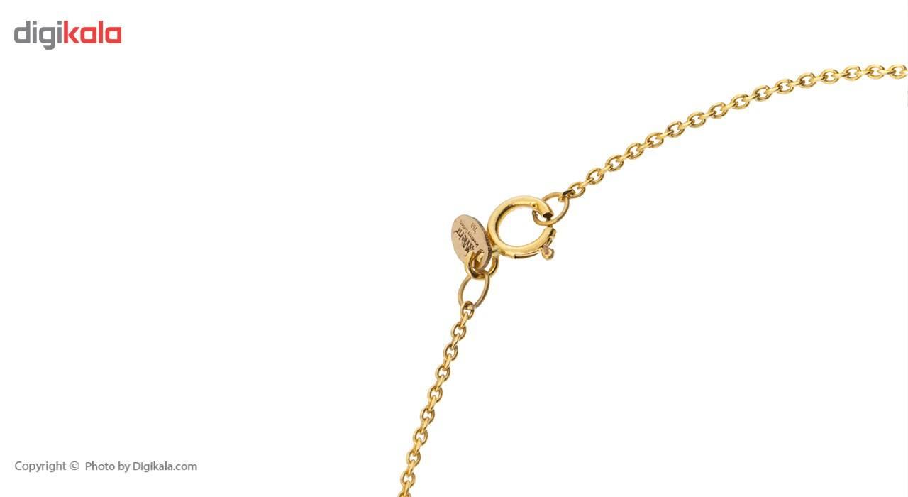 دستبند طلا 18 عیار ماهک مدل MB0355 - مایا ماهک -  - 1