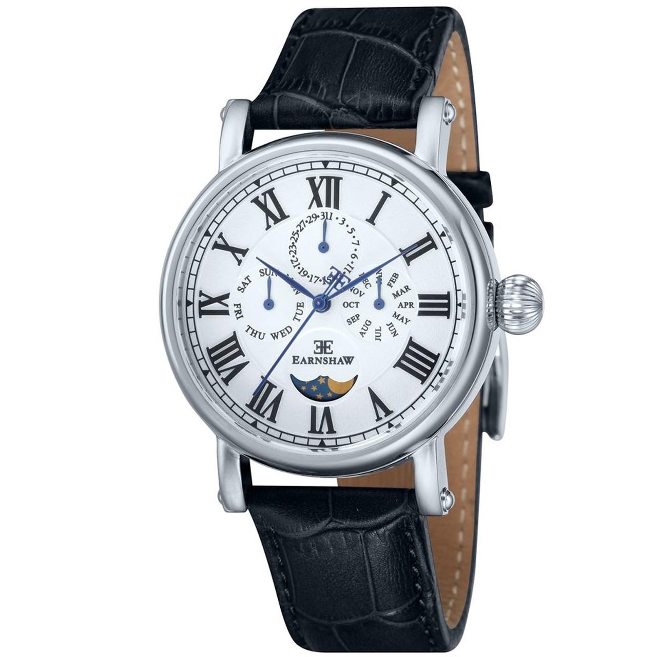 ساعت مچی عقربه ای مردانه ارنشا مدل ES-8031-01 7