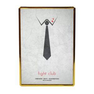 فندک یو اس بی لایتر لومانا مدل Fight Club کد UL0067