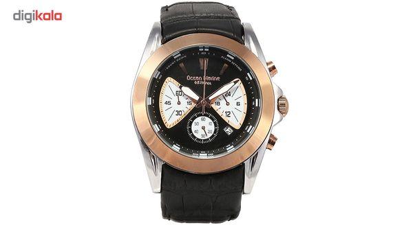 ساعت مچی عقربه ای مردانه اوشن مارین مدل OM-8009-3