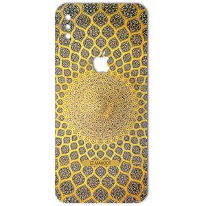 برچسب پوششی ماهوت مدل  Sheikh Lotfollah Mosque-tile Designمناسب برای گوشی  iPhone X